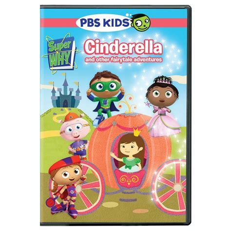 super  cinderella   fairytale adventures dvd