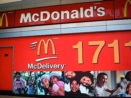 what is mcdonald s phone number mcdelivery because walking to mcdonald s is much