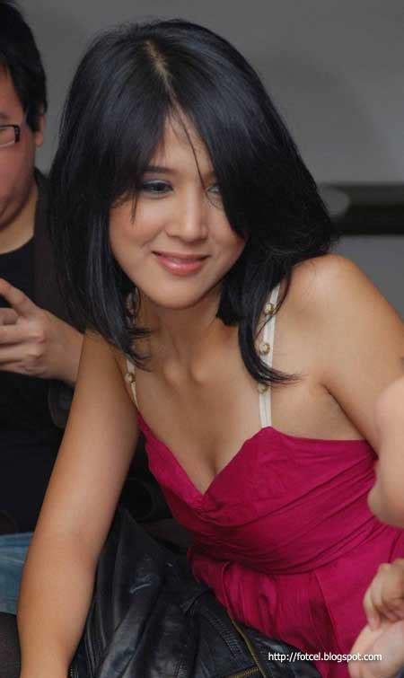 Indonesian Photo Photography  Tika Putri Actress Indonesia