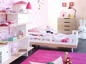Chambre Ikea Enfant : decoration chambre bebe fille ikea ~ Teatrodelosmanantiales.com Idées de Décoration