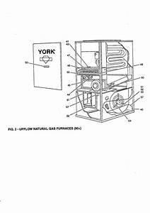 York Gas Furnace Wiring Diagram