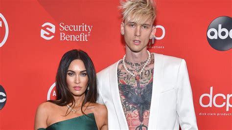 Machine Gun Kelly Reveals He Wears A Vial Of Megan Fox's ...