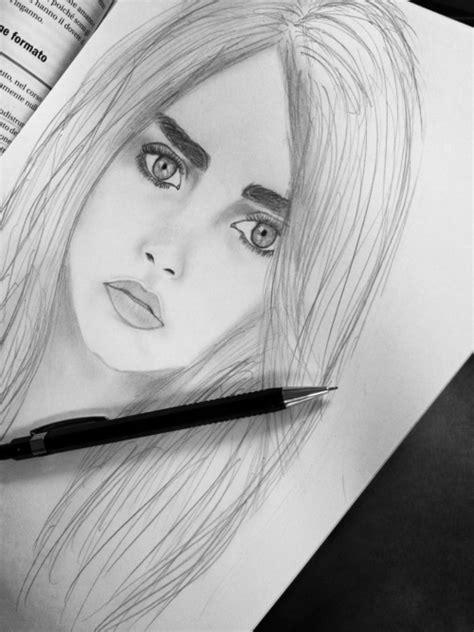 disegni  matita tumblr