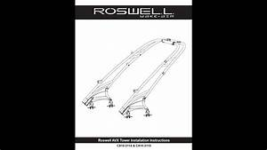 Roswell Wake Air - Avx Installation Video