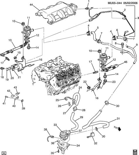Chevrolet Duct Emission System Pack
