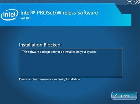 Installation Blocked On V1709