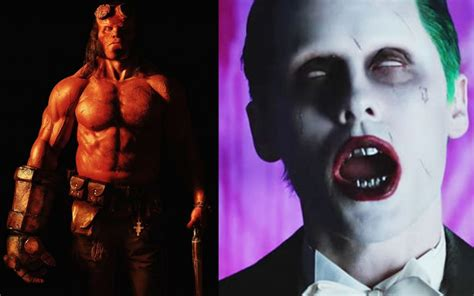 David Harbour Throws Some Shade At Jared Leto's Joker