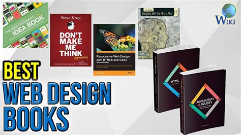 9 best web design books 2017 video library
