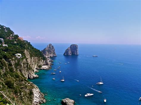 Island Of Capri Italy Places I Have Been Pinterest