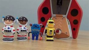 Space Mission Rocket Ship from CP Toys - YouTube