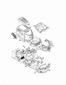 Craftsman Model Pgt9000 Lawn  Tractor Genuine Parts