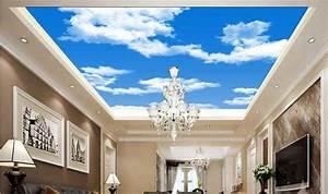 Tapete Für Decke : online get cheap decke tapete wolken alibaba group ~ Sanjose-hotels-ca.com Haus und Dekorationen