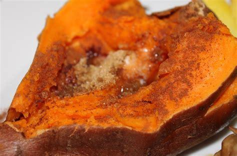 baked sweet potato recipe great edibles recipes quot baked quot sweet potatoes weedist