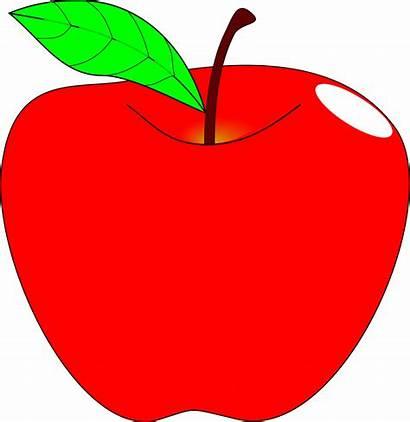 Apple Clipart Transparent Shiny Svg Clip Fruit