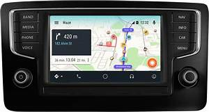 Waze Android Radar : waze et sa communaut arrivent enfin sur android auto ~ Medecine-chirurgie-esthetiques.com Avis de Voitures