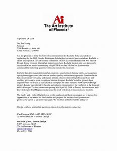 Letter of Remendaton 92508