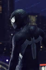 Symbiote Spider-Man Black Suit