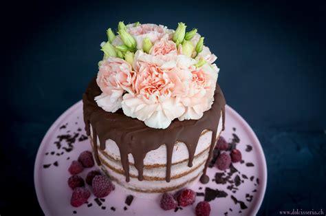 Himbeer Kokos Torte