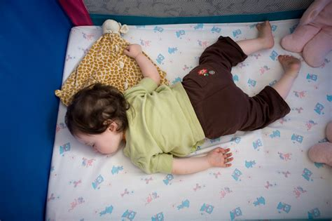 How To Get Your Toddler To Sleep In Their Own Bed After Co