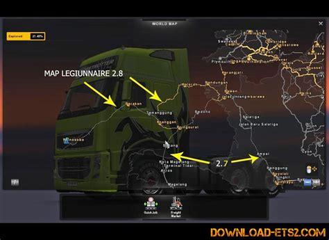 legiunnaire     ets  mods truck