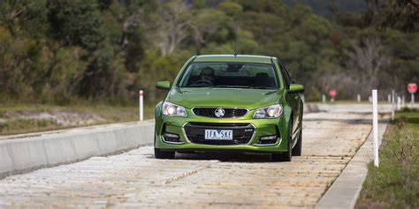 2018 Holden Commodore Vfii Review Caradvice