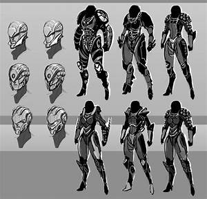 Rough Exoskeleton suit concept by SkizzleBoots on DeviantArt
