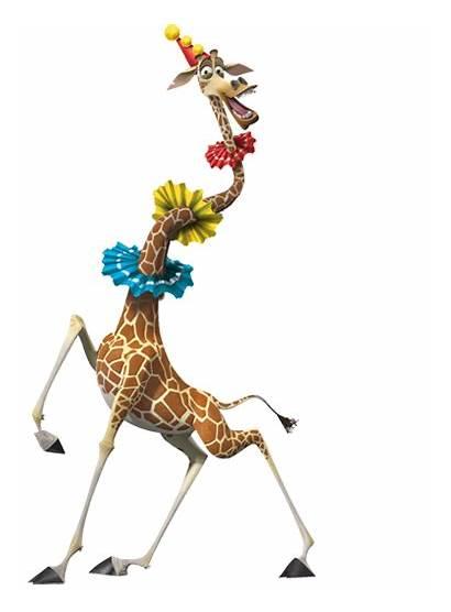 Melman Circus Giraffe Party Pooh Adventures Wikia