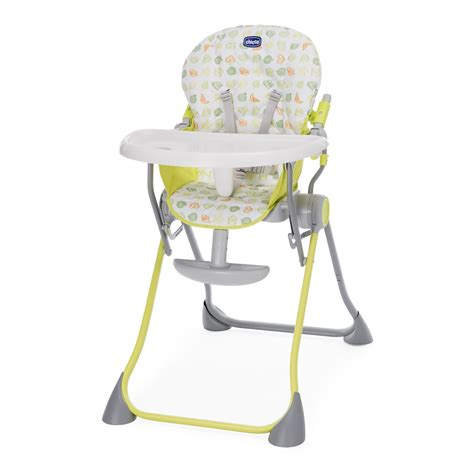 chaise chicco 3 en 1 chicco highchair pocket meal 2018 green apple buy at