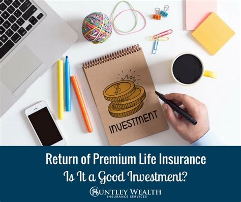 Return of premium (rop) life insurance is a relatively newer type of term insurance policy and is very similar to level term life. Best Return of Premium Life Insurance Rates - (Hint: It's FREE)