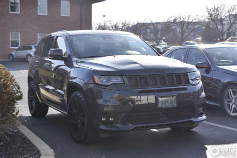Jeep Grand Cherokee Srt8 2017  31 January 2018 Autogespot