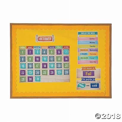 Bulletin Calendar Board Classroom Fun Upcycle Express