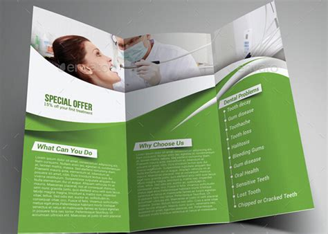 Free Professional Brochure Templates by 10 Professional Clinic Brochure Templates To Introduce