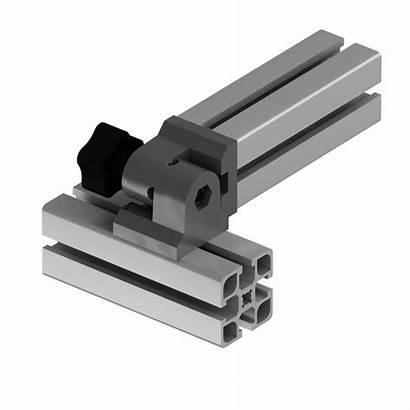 Bracket Aluminio Perfiles Angle Fixable Hinges Aluminum