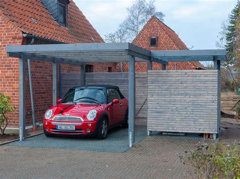 Carport Selber Bauen So Gehts by Carport Selber Bauen Bausatz Mit Erweiterung