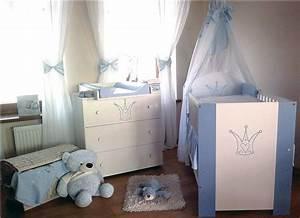 Günstiges Babyzimmer Komplett Set : kroneblau komplett set babybett kinderbett wickelkommode babyzimmer baby bett ebay ~ Bigdaddyawards.com Haus und Dekorationen