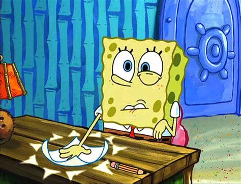 spongebuddy mania spongebob episode procrastination
