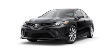 toyota camry le  se trim level comparison seeger toyota