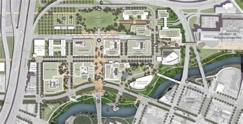 asla  student awards bayou commons   urban