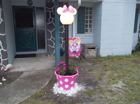 mickey mouse outdoor l post minnie mouse l post mickey mouse pinterest posts