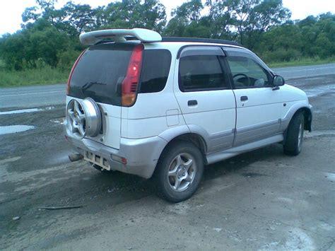 daihatsu terios 2000 2000 daihatsu terios for sale 1300cc gasoline manual