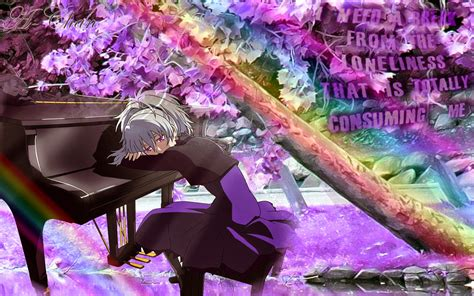 sad anime girl facebook cover im  lonely
