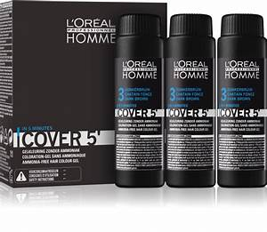 L39Oral Professionnel Homme Cover 539 Toning Hair Color 3
