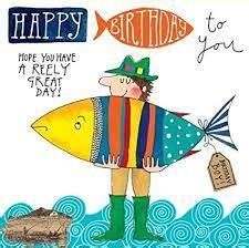 Image result for happy birthday fishing | Happy birthday ...