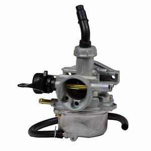 110cc  U0026 125cc Carburetor With 19 Mm Intake And Left Side