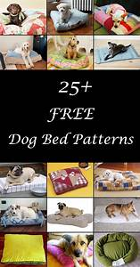 Dog Bed Diy  25  Free Dog Bed Patterns