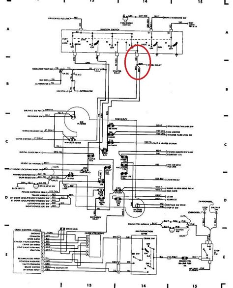1989 Jeep Ignition Switch Diagram by Its Not The Ignition Switch Jeep Forum