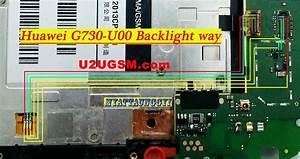 Huawei G730 Back Light Ways Jumper Solution