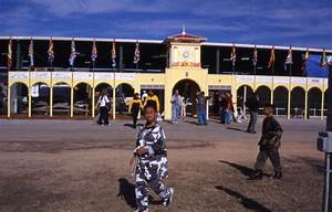 Florida Memory - Central Florida Fairgrounds building ...
