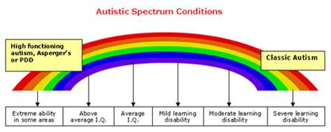 5 Major Autism Spectrum Disorder Forms