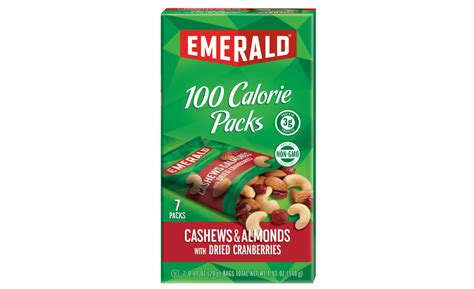 Emerald Nuts 100 Calorie Fruit and Nut Blends | 2017-04-04 ...